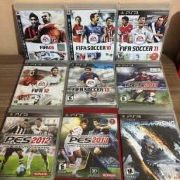 Lote Jogo PS3