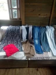 Combo de roupas feminina barato