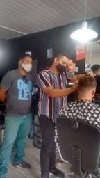 Curso de Barbeiro ( não precisa ter material)
