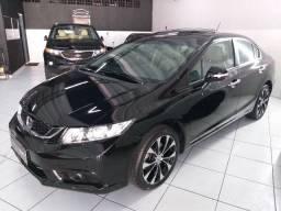 Honda Civic 2.0 EXR + Teto Solar