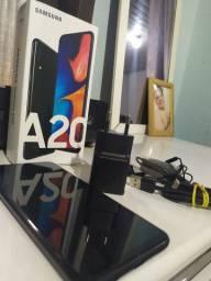 A20 SAMSUNG 64GB TELA AMOLED