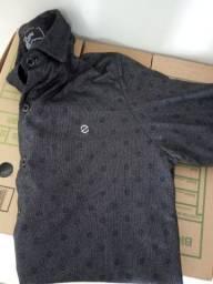 Camisa Social Masculina Tamanho M/G