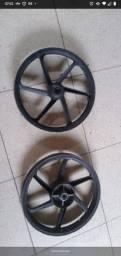 Vendo rodas da 2012 ex