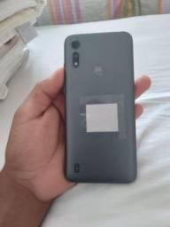 Moto E6s 2020 3 meses de uso, troco em iPhone 6s