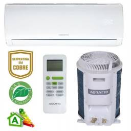 Ar condicionado Agratto eco inverter 9000Btus