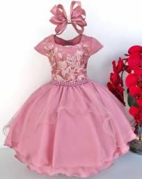 Vestidos Infantis a pronta entrega