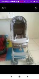 Carrinho de bebê Reversível Galzerano<br><br>