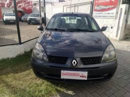 Clio 2p 2004 1.0 gasolina