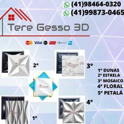Placas De Gesso 3D !!!