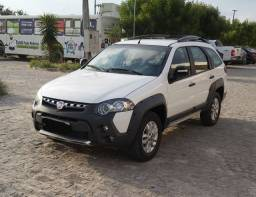 Fiat palio weekend adventure Flex  2014 completa