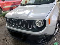 Jeep renegade lugitude At