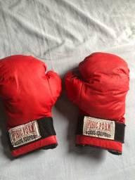 Luvas de box nova 12 OZ