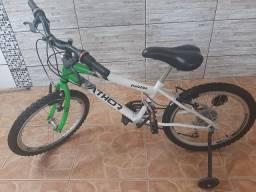 Bicicleta aro 20 novíssima 18marchas