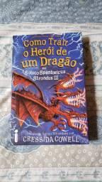 Livro como trair o herói de um dragão