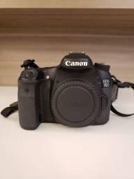 Canon EOS 70D - Perfeito Estado