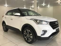 Hyundai Creta prestigie 2.0 16V Flex AUT 2020