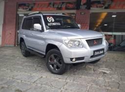 Pajero TR4 2.0 4x4 Flex Automática / 2009 / prata / Novíssima!!! Petrópolis/RJ