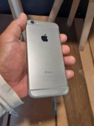 Iphone 6 silver (64gb)