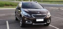 Peugeot 2008 1.6 16v Griffe Aut ano 17 - Mod Top de linha