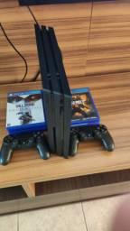 Playstation 4 Pro Completo