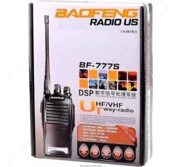 Radio Comunicador Transmissor Ptt Walk Talk Baofeng Bf777s