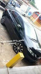 Vendo Honda 2015 bem conservado
