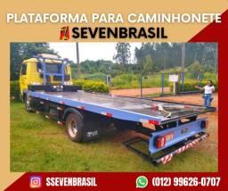 Plataforma para Caminhonete - SevenBrasil!