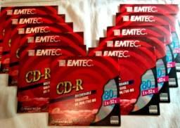 CD-R Multilaser Gravável 700mb 80 Minutos - Veloc. 1X-52X