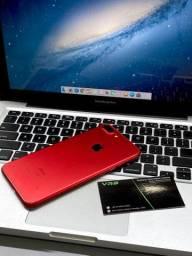 IPhone 7 Plus 128gb red bateria 100%