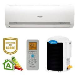 Ar Condicionado Split Inverter High Wall Springer Midea Só Frio 9000