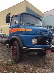 Caminhão L1113 - Cabine nova