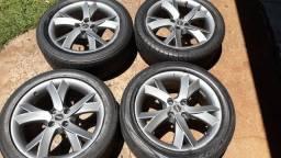 Vendo ou troco roda 17 top