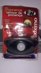 Sensor de Presença Fotocélula Externo Bivolt PW <br><br>