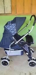 Carrinho de bebê 2mês de uso