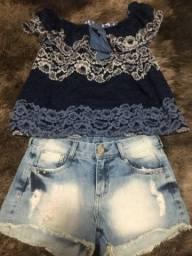 Short Jeans -Usados