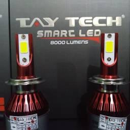 Kit ULTRA Led Taytech 8000 Lumens 6000K