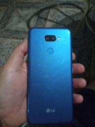 Vendo LG K40S seminovo,sem arranhões ou avarias celular  100%