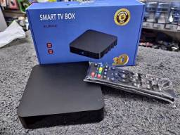 Tv Box Mx9 4k Ultra Hd 32gb e 4gb Ram