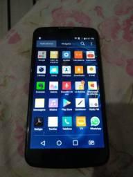 Vendo celular lg k10 16gb hdtv em ótimo estado leia o anuncio