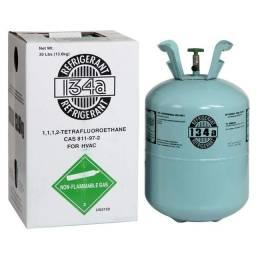 Fluído Refrigerante 134a - gás 134a