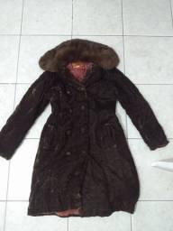Vendo casaco da Le MAZELLE  Tamanho P