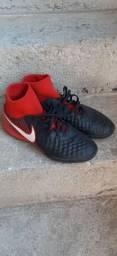 Tênis Futsal Nike (Botinha Magista X)