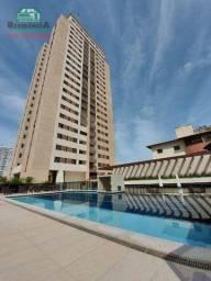 Apartamento com 4 dormitórios para alugar, 144 m² por R$ 2.000/mês - Jundiaí - Anápolis/GO