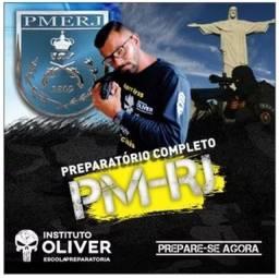Título do anúncio: Preparatorio Online para Concurso PMRJ