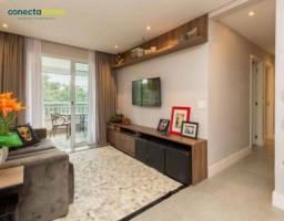 Apartamento com 95 m², 3 dormitórios e 2 Vagas na Vila Romana