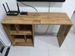 Raque  TV ou mesa Home office