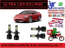 Lampada Ultra LED (Alta e Baixa) Eclipse 6000K 12V 24V