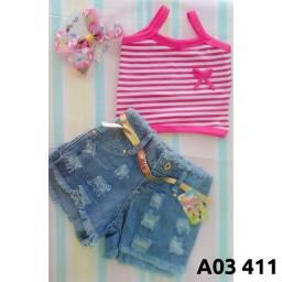 Vendo roupa infantil novo