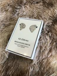 Phone Kz-ZsN pro retorno de palco