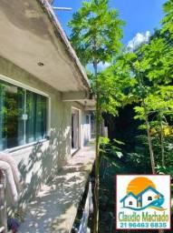 Título do anúncio: Casa 02 quartos na Fazenda de Muriqui com terreno amplo - Mangaratiba - Rj